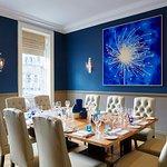 Semi private dining Area - Olivier's Restaurant