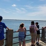 Charleston Footprints Tour -- The Battery