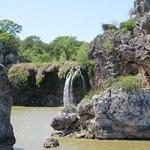Falls as Falls Creek