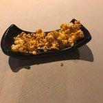 popcorn for nibbling