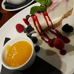 Lovely cheesecake