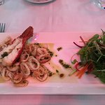 Starters --Calamari