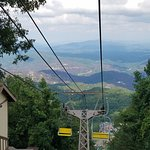 Ski Lift to the very top
