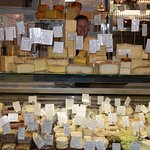 Cheese wall