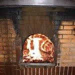 En este horno hacemos nuestros asados