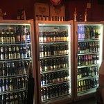 Good choice of beers