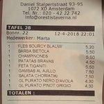 Photo de Oresti's Taverna
