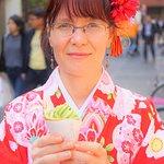 Great experience at Kimono Rental Shop Kimonokan
