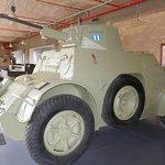 Italian Armoured Car, Autoblinda 40
