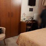 In camera gli spazi erano minimi
