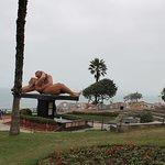 Parque Del Amor - Miraflores, Lima