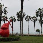 Escultura - Parque Del Amor - Miraflores, Lima