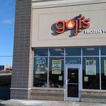 goji's Frozen Yogurt