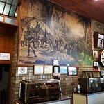 The historic interior