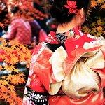Dress a Kimono in Kyoto