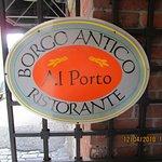 Foto de Al Porto Ristorante