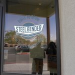 Scenes from Steel Bender Brewyard