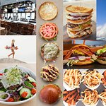 The Counter Custom Burgers - Irvine california