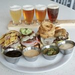 The Counter Custom Burgers craft beers