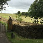Gated estate in Cotswold region