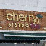 Cherry Bistro Sign