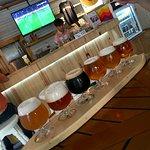 Beer Flight - yummy