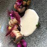 Rabbit & Pork Rillette, Walnut Mustard, Cranberry Relish, Pickles & Watercress