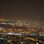 View of Islamabad from Monal