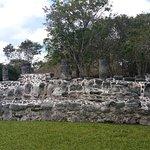 San Gervasio Mayan Archaeological Site resmi