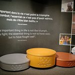 Foto de Olympic Museum Lausanne (Musee Olympique)