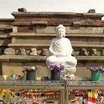 """Mirisavetiya / """" Lord Buddha Statue"""