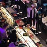 Sushi area