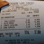 Photo de Bodegon Las Tapas