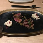 Mind blowing beef dish