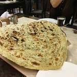 Naan-Get a smaller one. This one was too big for us.