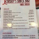 Cherry's Snack Bar – fénykép