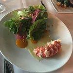 fantastic lobster appetizer!