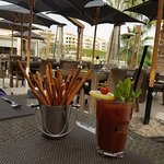 Bloody Mary weekend!