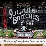 Sugar Britches Old Fashioned Candy