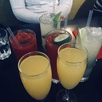 Bloody Mary, Mimosa and Mojito