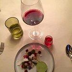Relais & Châteaux Restaurant la vie Foto