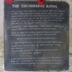 The self explanatory Thunderbox Room