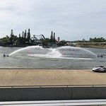 Speed Boat stunts