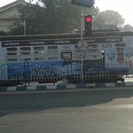Tram on Kolkata road
