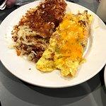 Meat Omelette