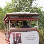 Their recommended Tuktuk driver was great.