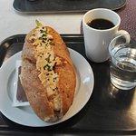 Täytetty leipä sammuttaa isonkin nälän.