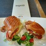 Bilde fra Legelo Salad Bar
