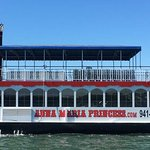 The only authentic paddle wheel boat in the area. Very relaxing and fun trip with live music!