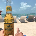 Perfection and a cold beer = paradise